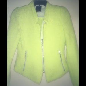 🌹Zara Trafaluc Collection Gorgeous Citrus Jacket